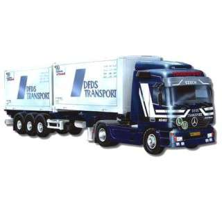 Monti 59 Mercedes Actros DFDS Transport
