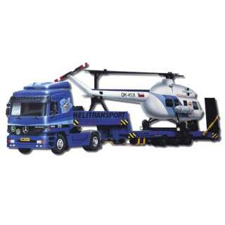 Monti 58 Mercedes Actros Helitransport