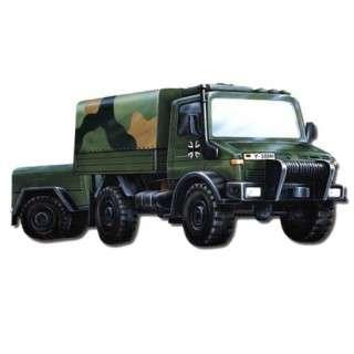Monti 30 Mercedes unimog Bundeswehr