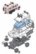 Monti 35 Land Rover Unprofor Ambulance