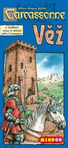 Desková hra Carcassone rozšíření 4 Věž