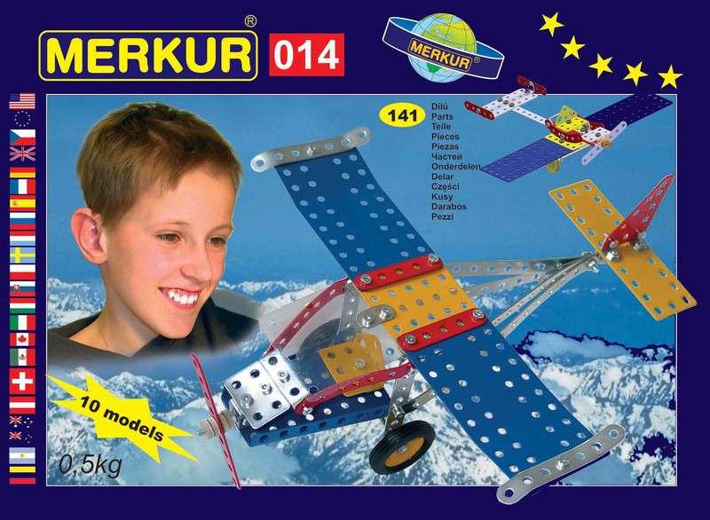 Stavebnice Merkur 014 Letadlo