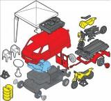 Monti 49 Renault Trafic Enduro