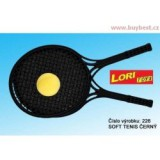 Lori 226 softtenis black