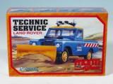 Monti 01 Technic Service - Land Rover