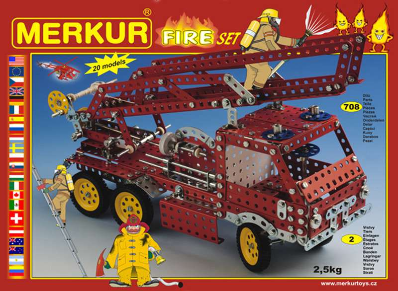 Merkur FIRE Set