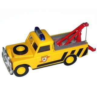 Stavebnice Monti System MS 56 - Land Rover Tow Truck