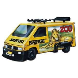 Monti 37 Reanult Trafic ZOO Safari