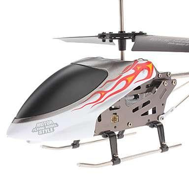 R/C Model 3CH Vrtulník U813