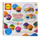 Udělej si barevné dortíky