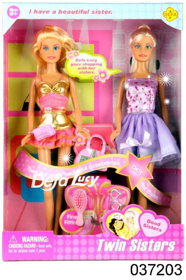 Panenka Lucy - 2 panenky sestry