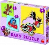 Puzzle Krteček baby
