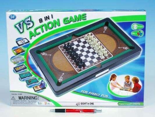 Hra 8v1 - společenská hra