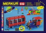 Merkur 032 Železniční modely