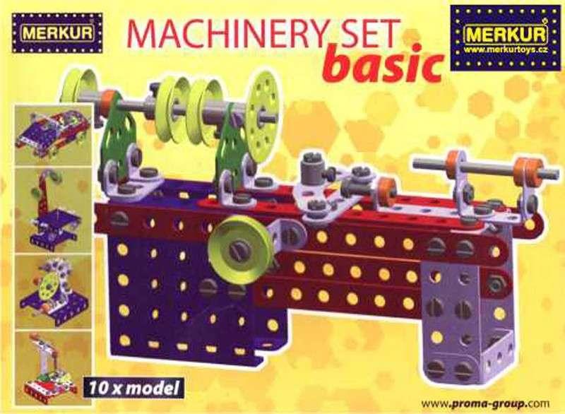 Merkur Machinery Set Basic