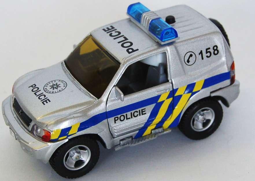 Mitschubishi kov policie PB