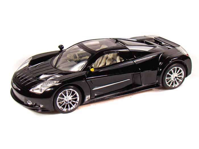 Motor Max 1:24 Chrysler ME FOUR TWELVE CONCEPT