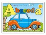 Omalovánky MFP Abeceda A-H