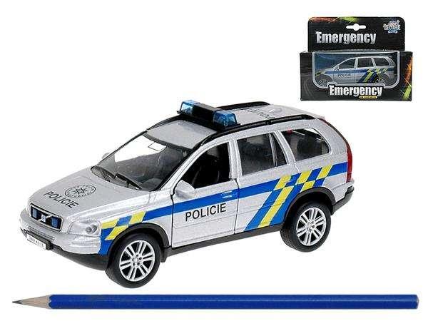 Policejní auto Volvo XC-90