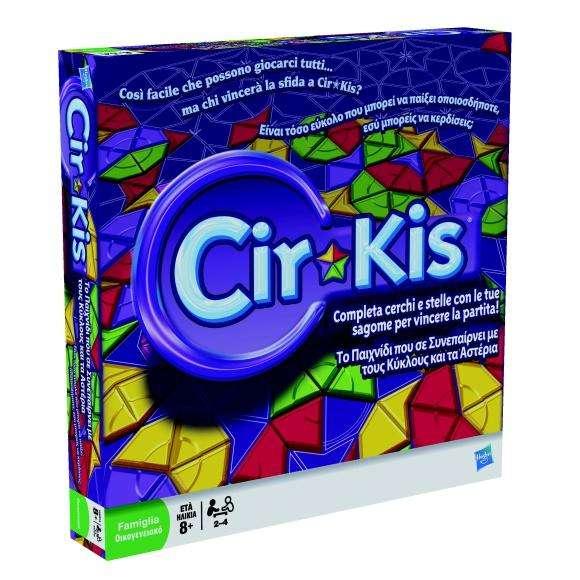 Cirkis - společenská hra