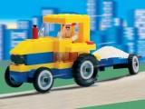 Cheva  5 Traktor
