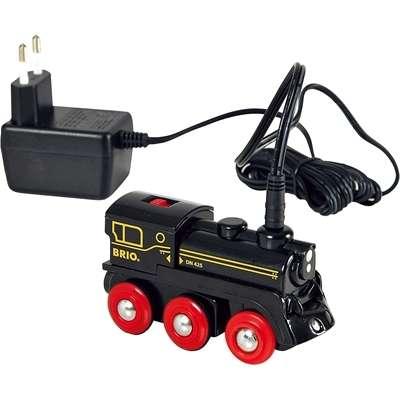 BRIO - Elektrická mašinka s nabíječkou