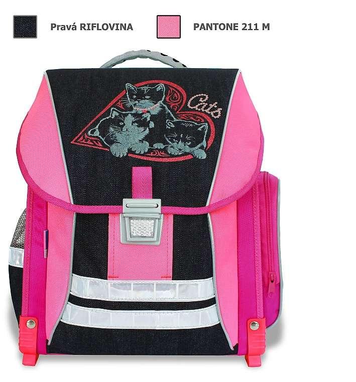 Školní batoh Cats