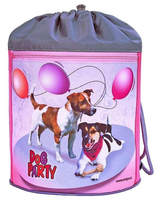 Sportovní pytel Dog party