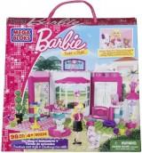 MEGABLOKS Micro Barbie a obchod pro její zvířecí mazlíčky