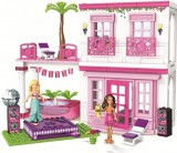 MEGABLOKS - Micro Barbie ve svém plážovém domě