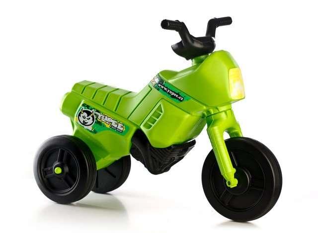 Odrážedlo Enduro Yupee zelené