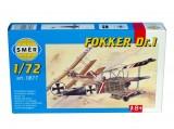 Modely SMĚR - Fokker DR.1-1/72