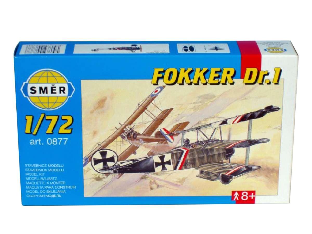Model směr Fokker Dr.1