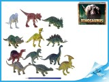 Dinosaurus 14 - 17 cm 12 druhů