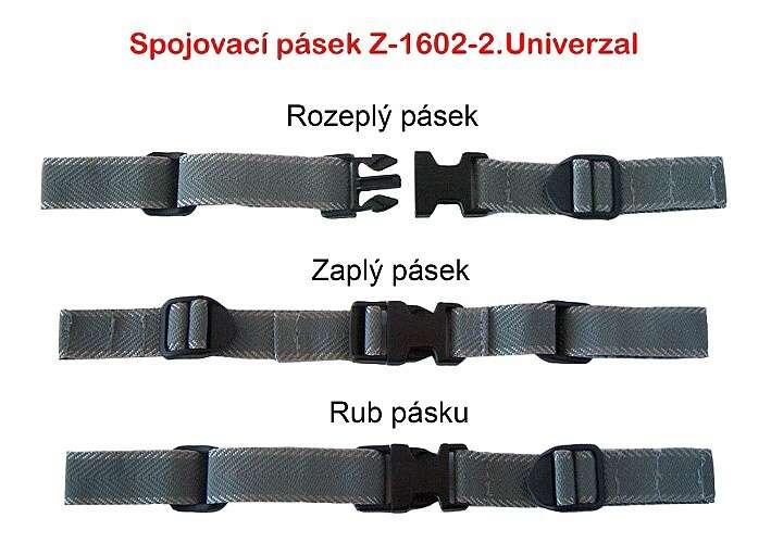Spojovací pásek Z-1602-2.Univerzal