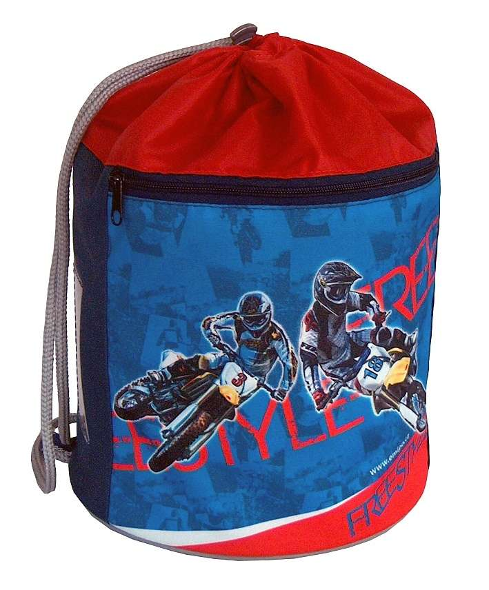 Školní sportovní pytel Emipo Freestyle  S-5701-2.066
