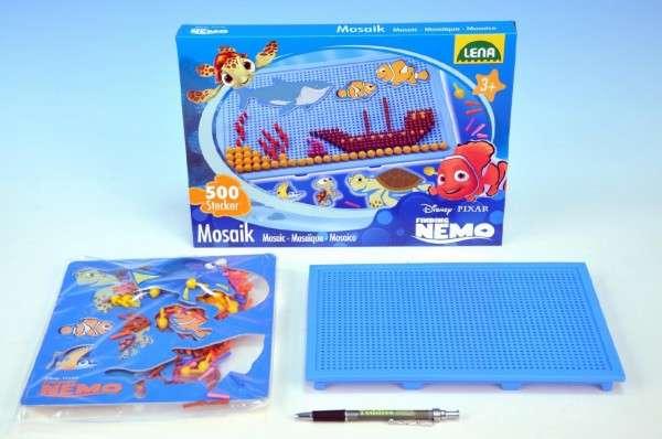 LENA - Mozaika Disney Nemo 500 kloboučků