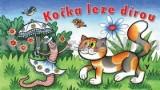 Leporelo Kočka leze dírou