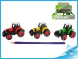 Traktor 8 cm kovový