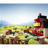 BRIO Vláčkodráha u farmy