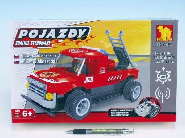 Dromader - Auto RC Hasiči na vysílačku na baterie