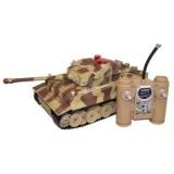 RC Bojový tank 36 cm žlutý