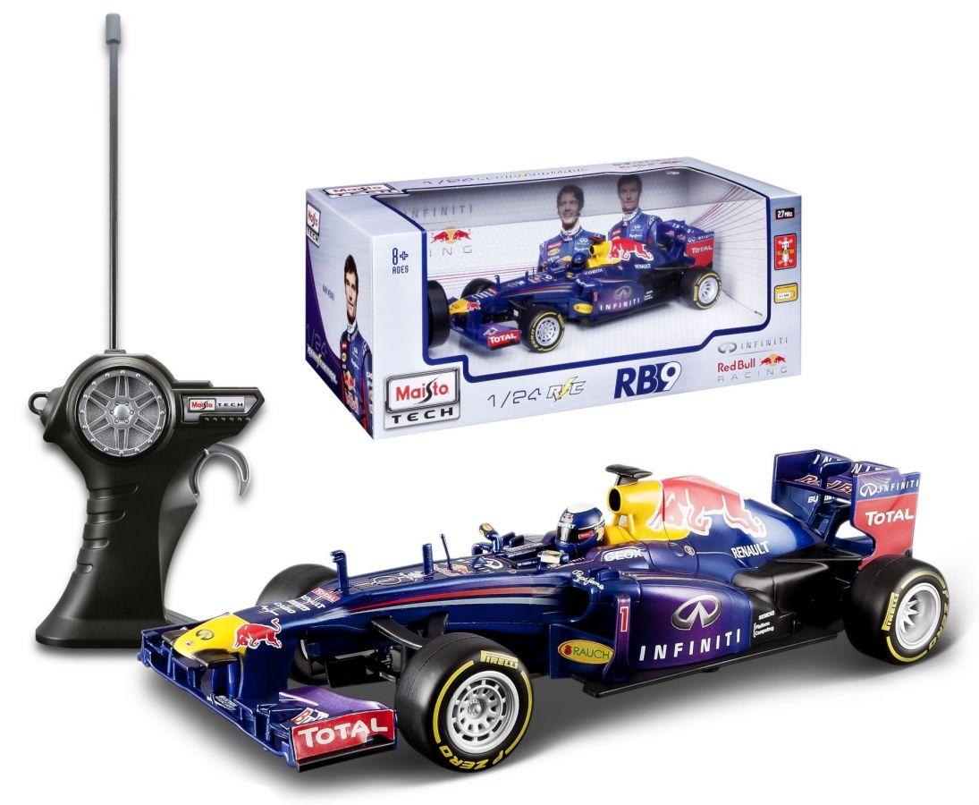 RC Maisto 1:24 F1 Red Bull