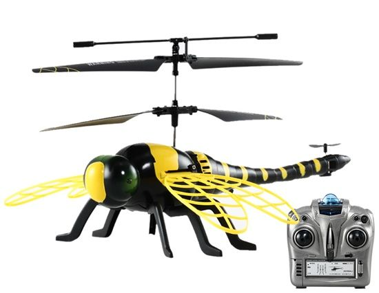 RC Red Dragonfly S700 4.5ch