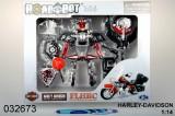 Robot Harley Davidson 1:14