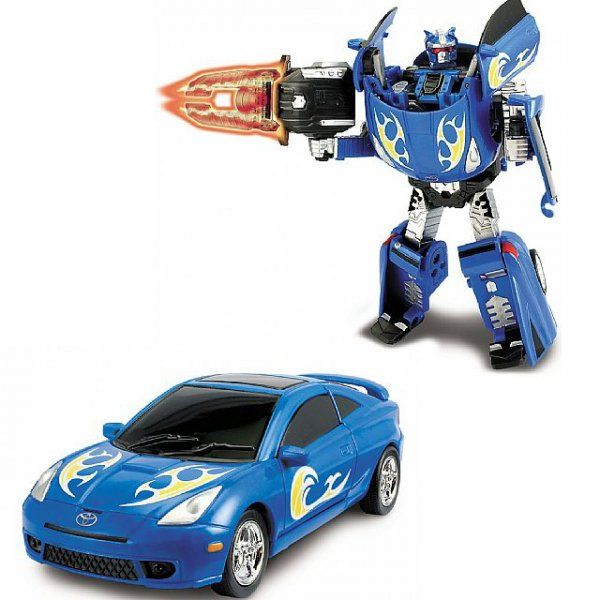Robot Transformers Toyota Celica 1:32