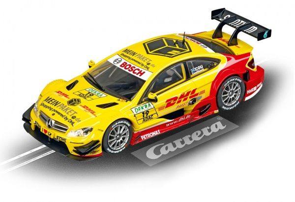 CARRERA EVO AMG Mercedes C-Coupe DTM D. Coulthard, No.19