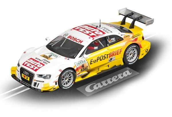 CARRERA Evolution Audi A5 DTM T.Scheider, No.4