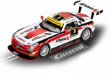 CARRERA Evolution Mercedes SLS GT3 Black Falcon 2012, No.3