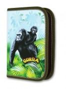 Školní penál 1-klopa Gorila